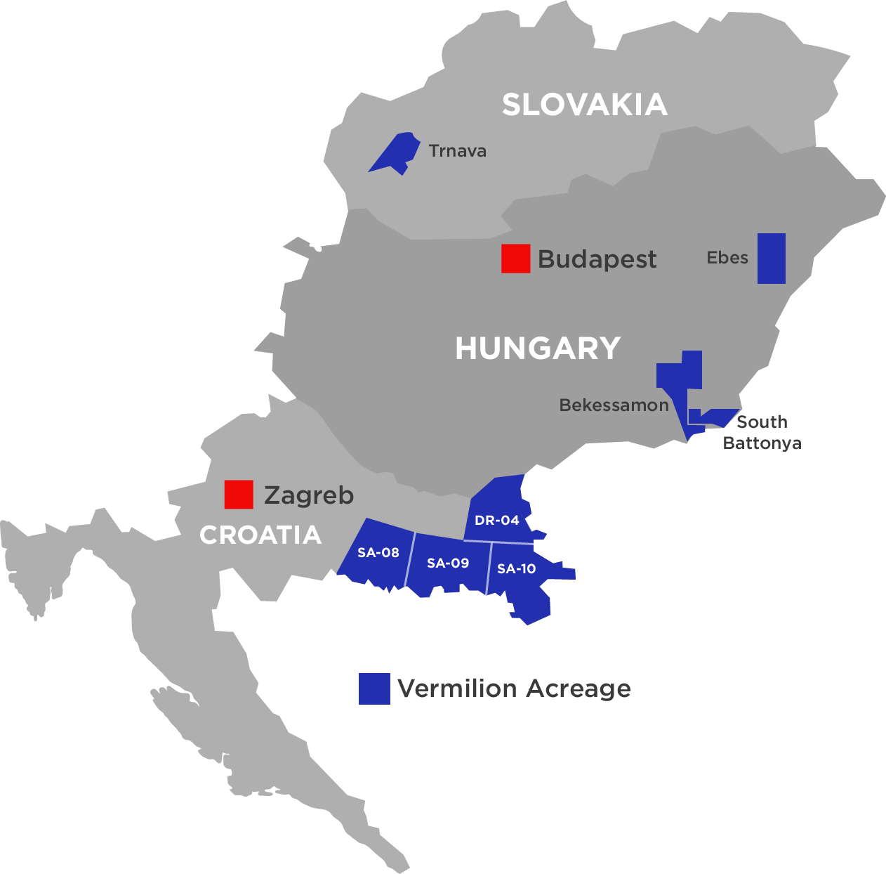 Central Eastern Europe Cee Vermilion Energy
